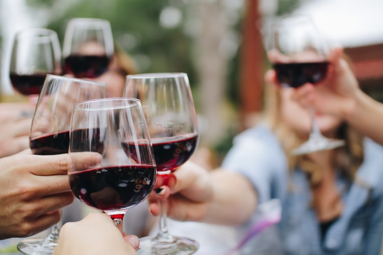 Portrait of DJ Kearney Director of Wine